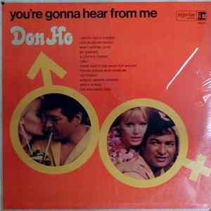 Don Ho And The Aliis - You're Gonna Hear From Me flac