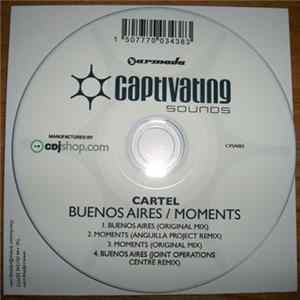 Cartel - Buenos Aires / Moments flac