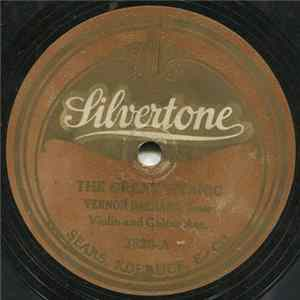 Vernon Dalhart - The Great Titanic / The Ship That Never Returned flac